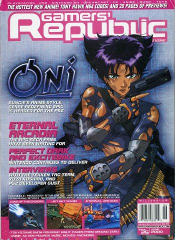 Gamers Republic issue 025 Jun 2000