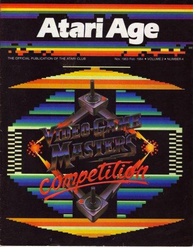 Atari Age Issue 11 November 1983/February 1984