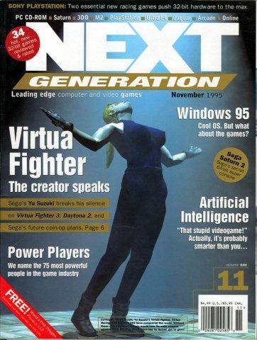 Next Generation Issue 11 November 1995