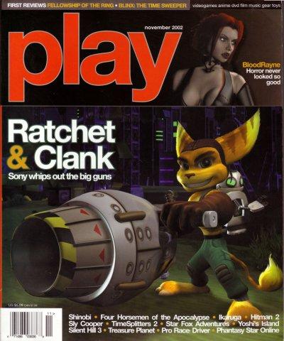 play issue 011 (November 2002)