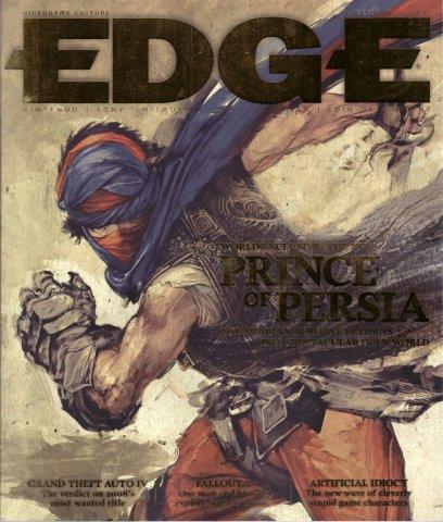 Edge 189 (June 2008)