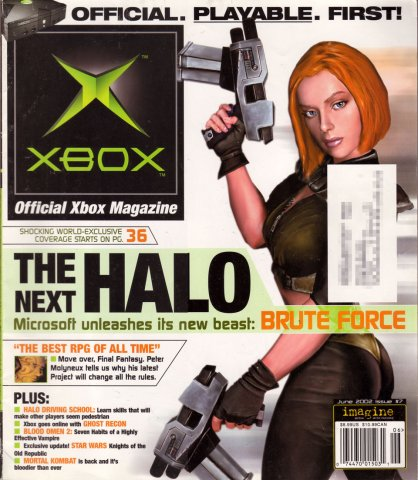 Official Xbox Magazine 007 June 2002