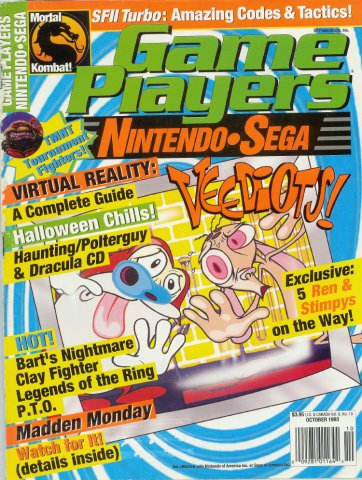 Game Players Issue 052 October 1993