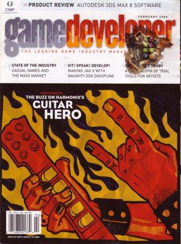 Game Developer 121 Feb 2006