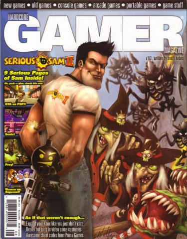 Hardcore Gamer Issue 03 August 2005