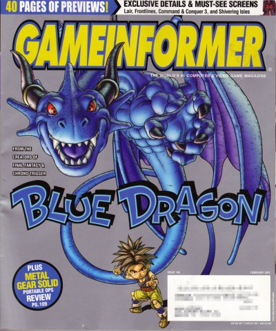 Game Informer Issue 166 February 2007