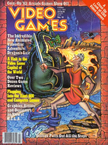 Video Games Issue 10 (July 1983)