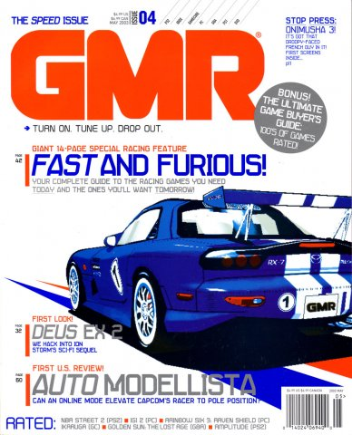 GMR Issue 04 May 2003