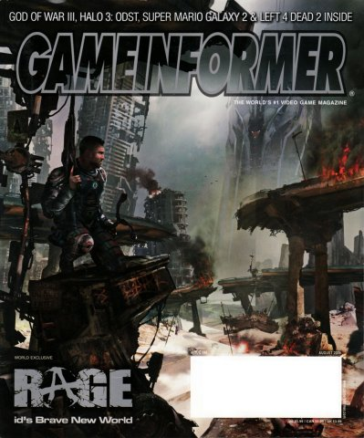 Game Informer Issue 196 August 2009
