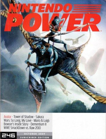 Nintendo Power Issue 246