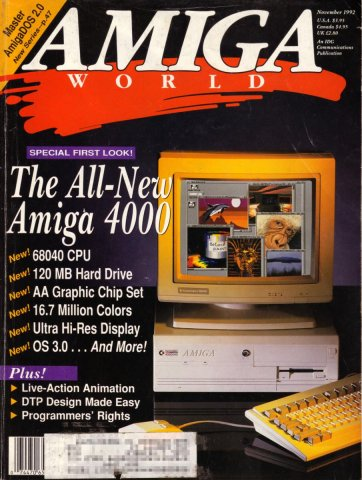 Amiga World 9211