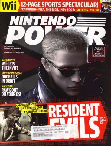 Nintendo Power Issue 217 (July 2007)