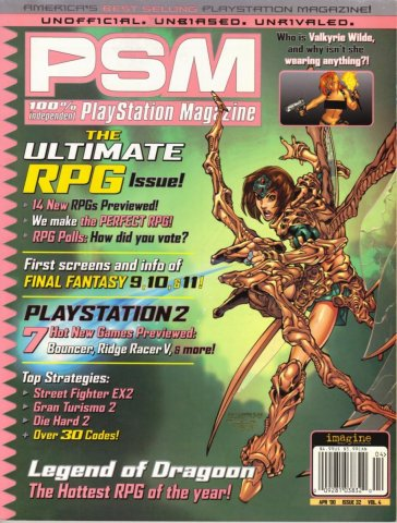 PSM Issue 032 April 2000