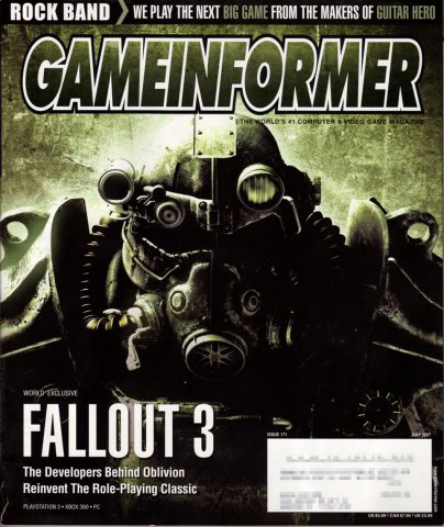 Game Informer Issue 171 July 2007