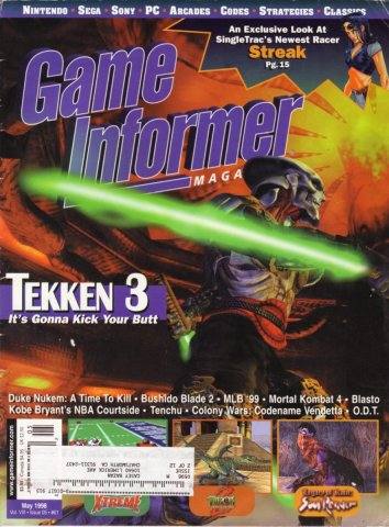 Game Informer Issue 061 May 1998