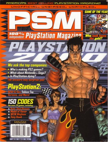 PSM Issue 029 January 2000