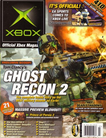 Official Xbox Magazine 033 July 2004