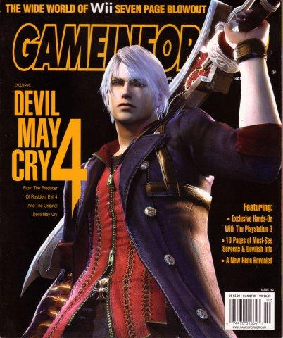 Game Informer Issue 162 October 2006