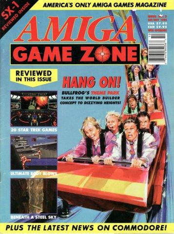 Amiga Game Zone Issue 003