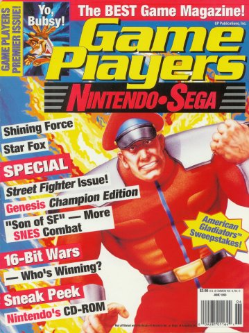 Game Players Issue 048 June 1993