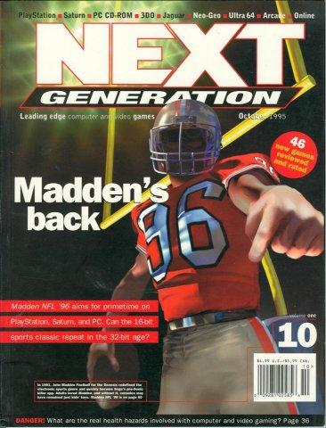 Next Generation Issue 10 October 1995