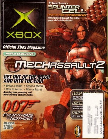 Official Xbox Magazine 029 March 2004