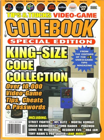 Tips & Tricks 2002 Video-Game Codebook Special Edition