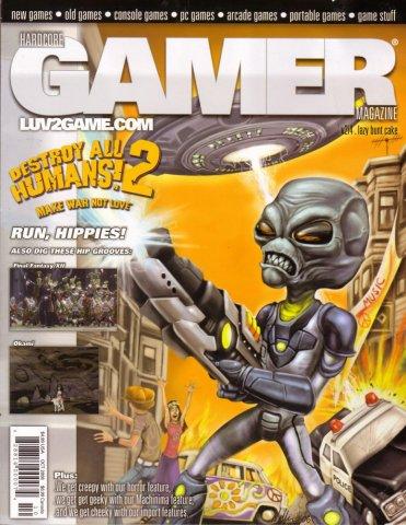 Hardcore Gamer Issue 16 October 2006