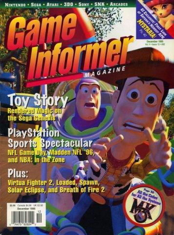 Game Informer Issue 032 December 1995