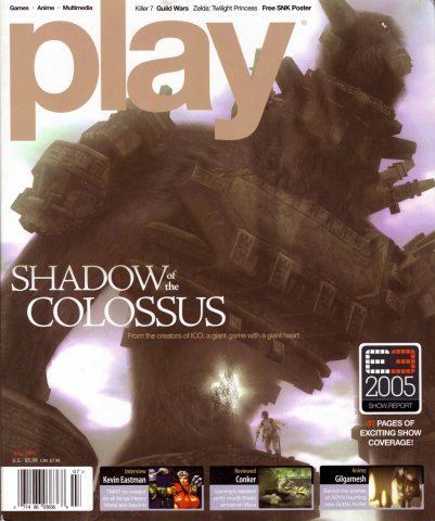 play Issue 043 (July 2005)