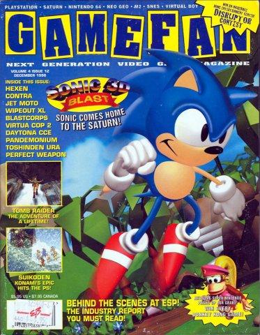 Gamefan Issue 48 December 1996 (Volume 4 Issue 12)