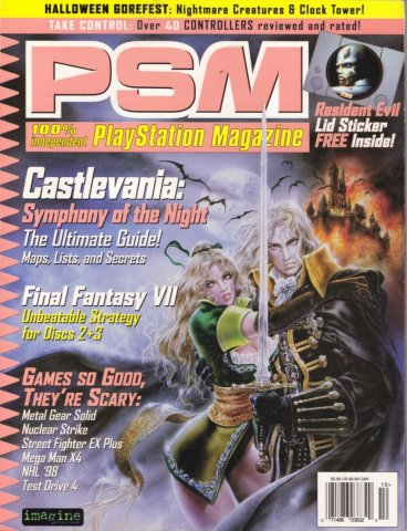 PSM Issue 002 October 1997