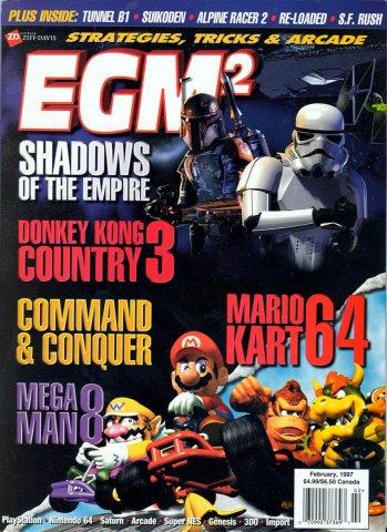 EGM2 Issue 32 (February 1997)