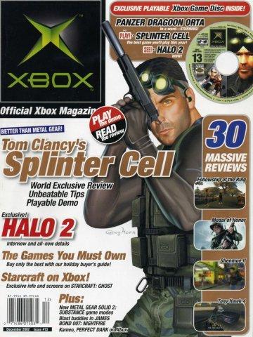 Official Xbox Magazine 013 December 2002