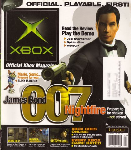 Official Xbox Magazine 008 July 2002