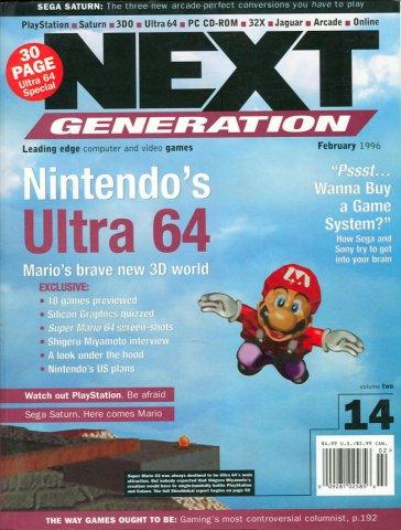 Next Generation Issue 14 February 1996