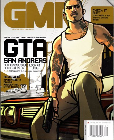 GMR Issue 20 September 2004