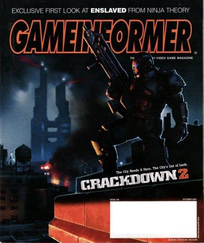 Game Informer Issue 198 October 2009