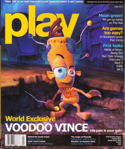 play issue 017 (May 2003)