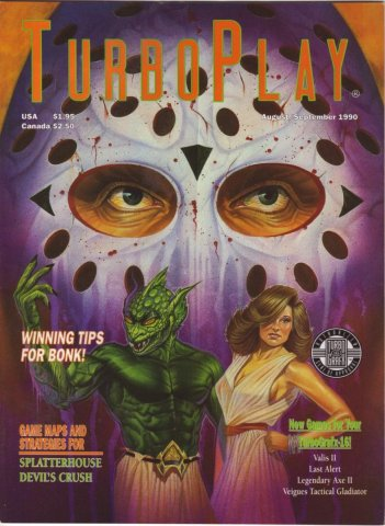 TurboPlay Issue 002 August-September 1990