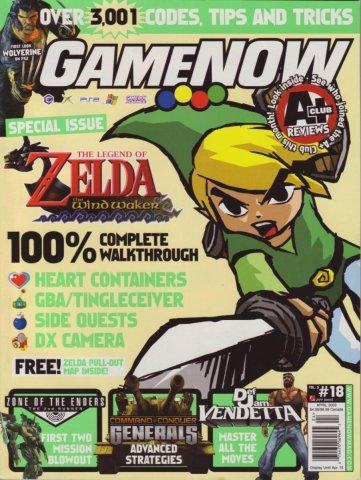 GameNOW Issue 18 April 2003