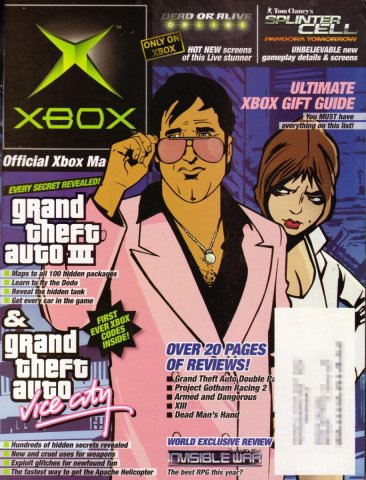 Official Xbox Magazine 026 Holiday 2003