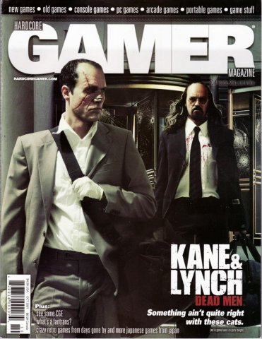 Hardcore Gamer Issue 28 October 2007