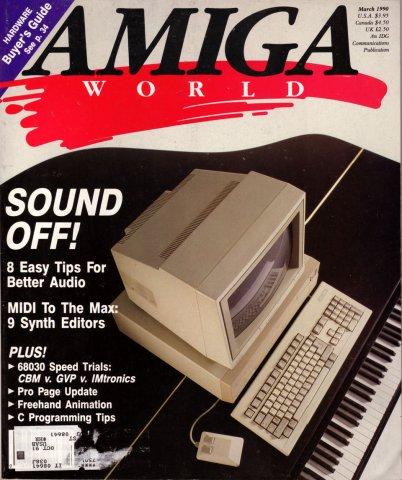 Amiga World 9003