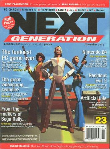 Next Generation Issue 23 November 1996