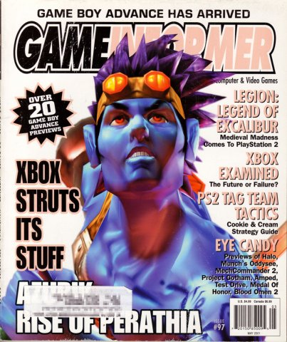 Game Informer Issue 097 May 2001
