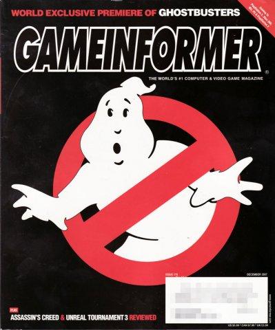 Game Informer Issue 176 December 2007