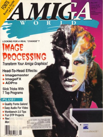 Amiga World 9305