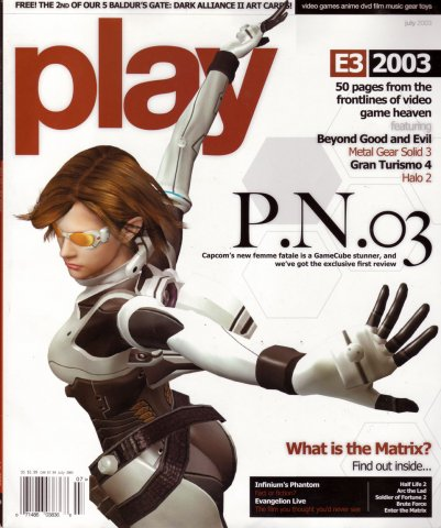 play issue 019 (July 2003)