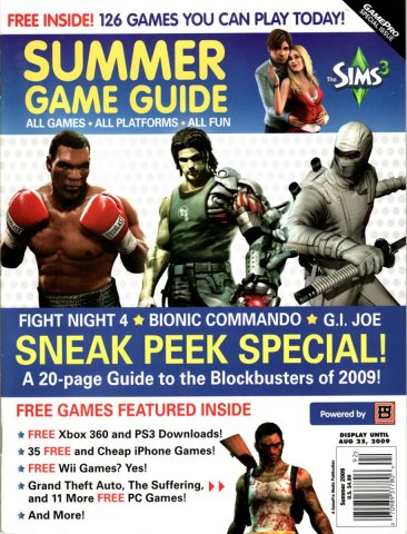 Game Guide 2009 Summer